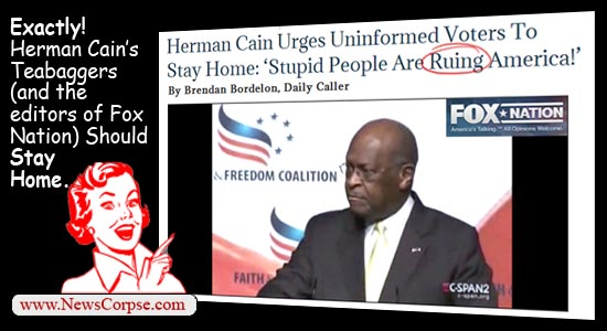 Fox Nation Herman Cain