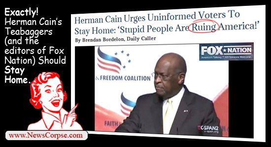 Fox Nation Herman Cain