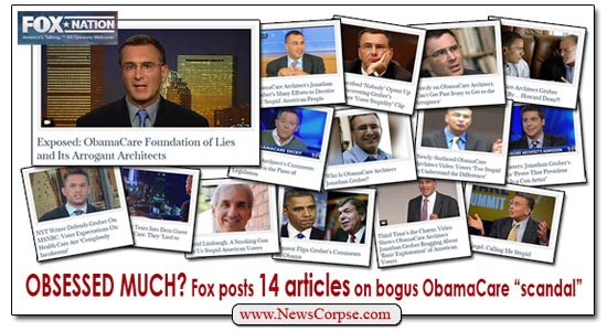 Fox Nation Obsession