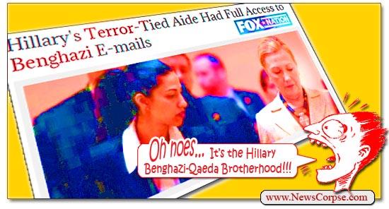 Hillary's Benghazi-Qaeda Brotherhood