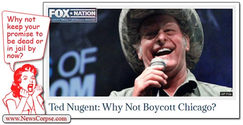Fox Nation Ted Nugent