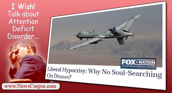 Fox Nation Drones