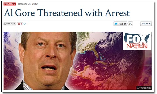 Fox Nation - Al Gore
