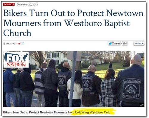 Fox Nation - Westboro Baptist Church