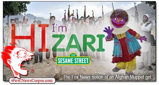 Fox News Sesame Street