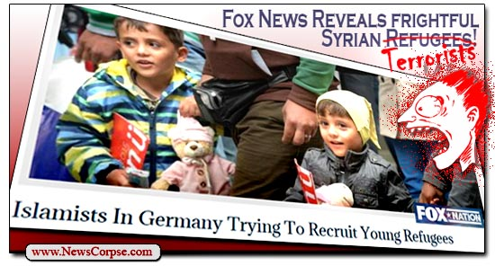 Fox Nation Syrian Refugees