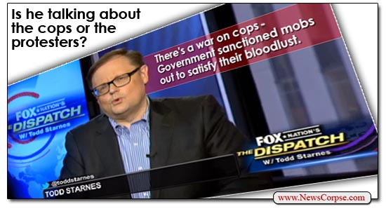 Fox News Todd Starnes