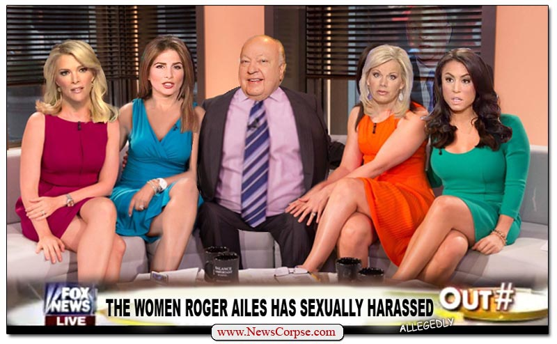 Roger Ailes Outnumberd