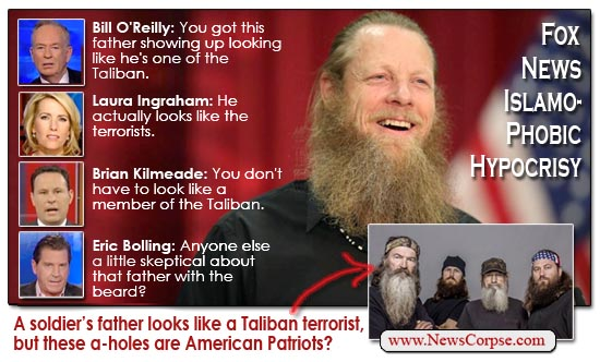Fox News Bergdahl Beard