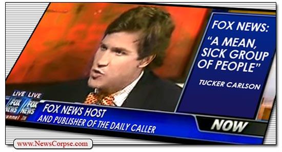 Tucker Carlson Fox News