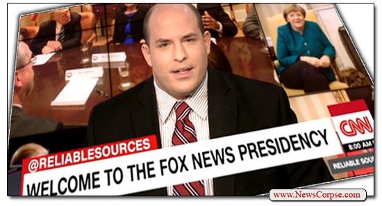 CNN Brian Stelter