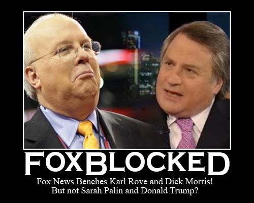 Fox Blocked: Rove and Morris