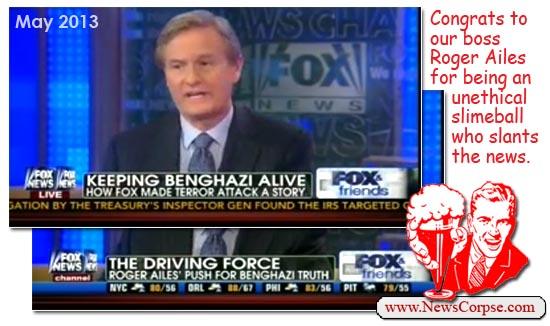 Fox News Ailes Benghazi