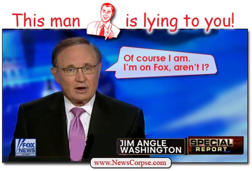 Fox News Jim Angle