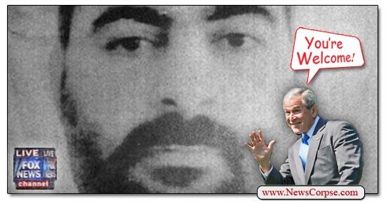 Baghdadi and Bush