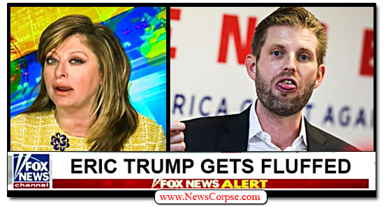 Fox News, Maria Bartiromo, Eric Trump