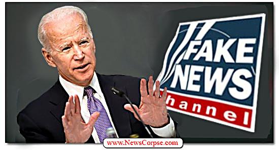 Fox News, Joe Biden, Fake News