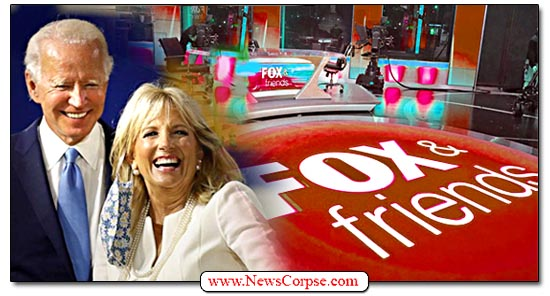 Fox News, Joe Biden, Jill Biden, Friends