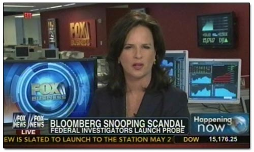 Fox News - Bloomberg
