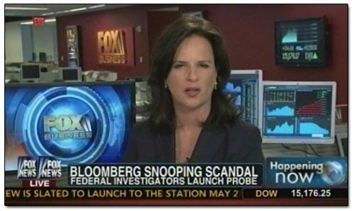 Fox News - Bloomberg