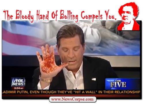 Fox News - Eric Bolling
