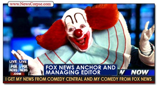 Fox News Bozo