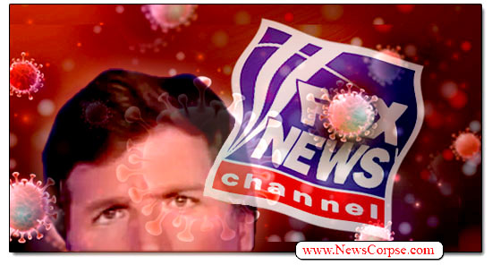 Fox News, Tucker Carlson, Coronavirus