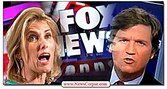 Fox News, Tucker Carlson, Laura Ingraham