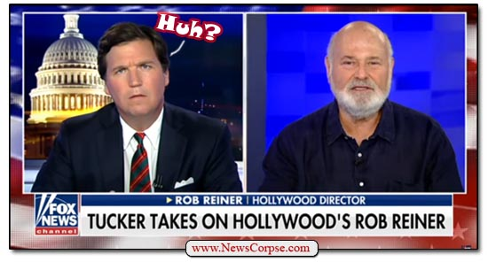 Fox News Tucker Carlson Rob Reiner
