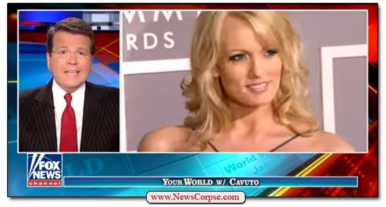 Fox News, Neil Cavuto, Stormy Daniels