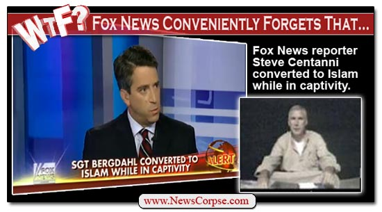 Fox News Centanni Converts To Islam