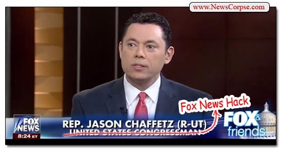 Fox News, Jason Chaffetz