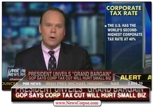 Fox News Tax Cut