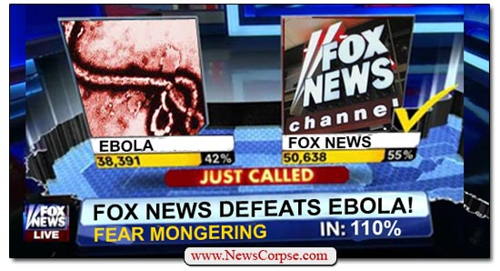 Fox News Defeats Ebola