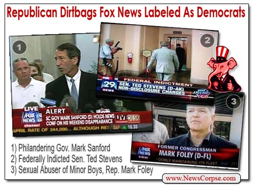 Fox News Mislabels