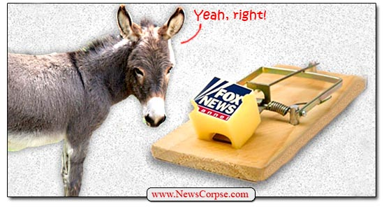 Fox News, Donkey