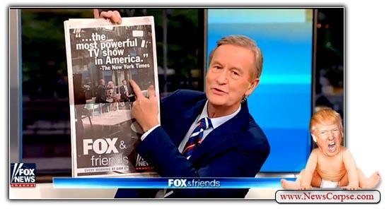 Fox News Steve Doocy