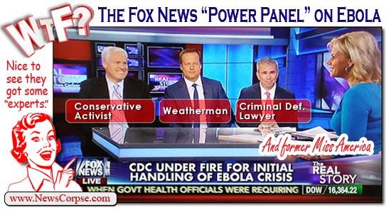 Fox News Ebola Panel