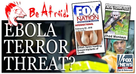 Fox News Ebola