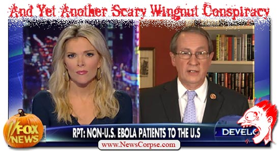 Fox News Ebola to America