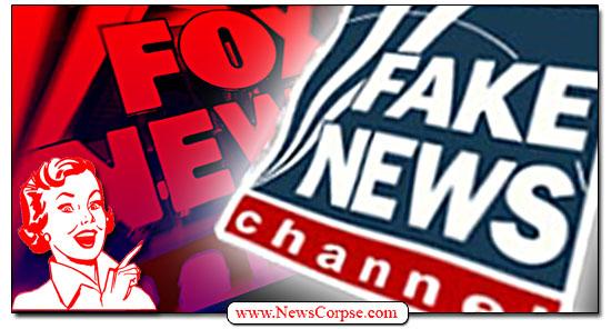 Fox News, Fake News