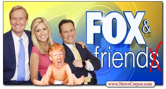 Fox News, Donald Trump Baby