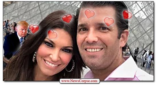 Kimberly Guilfoyle, Don Trump Jr