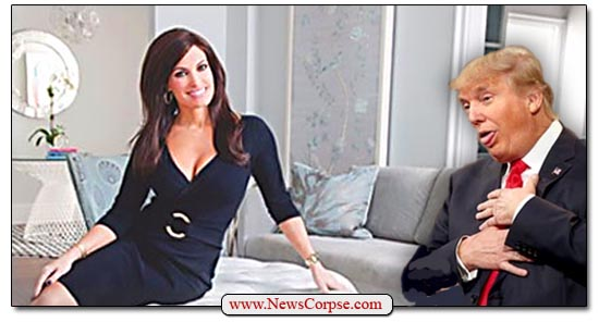 Fox News, Donald Trump, Kimberly Guilfoyle