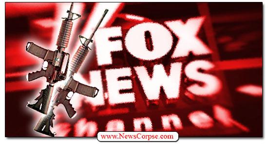 Fox News, Guns Logo