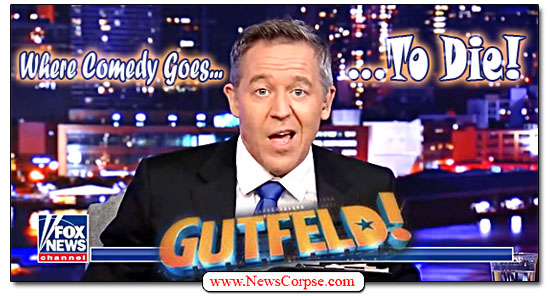 Fox News, Greg Gutfeld