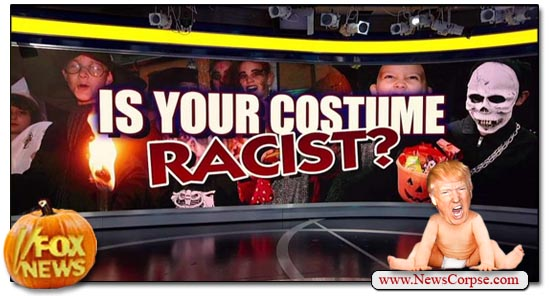 Fox News Halloween