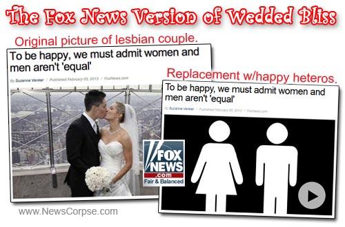 Fox News Lesbians