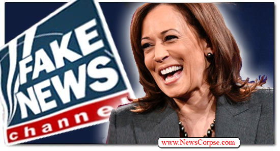 Fox News, Kamala Harris