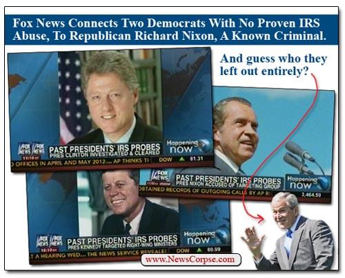 Fox News - IRS Presidents